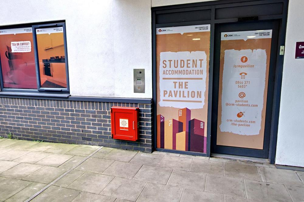 The Pavilion – Birmingham