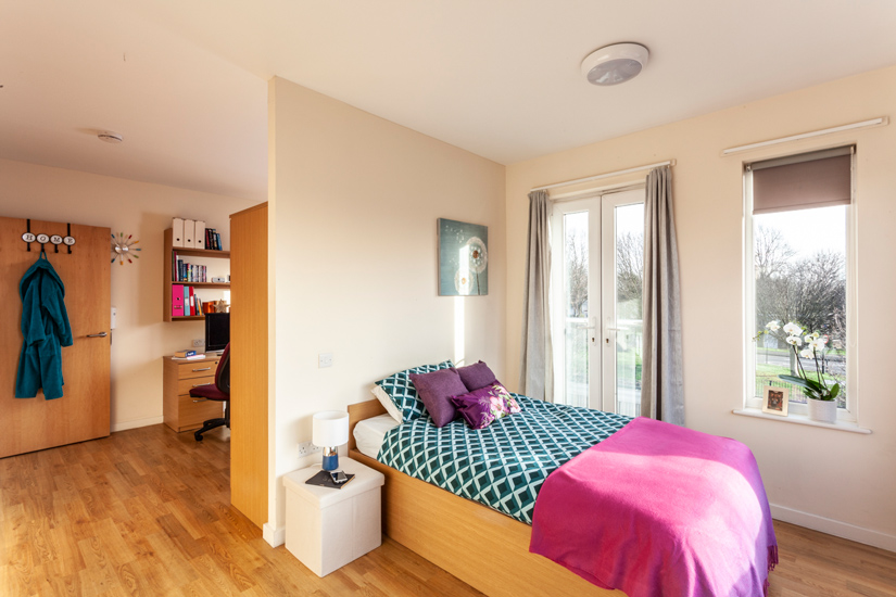 Studio - Metchley Hall, Birmingham Student Accommodation • AlliedStudents