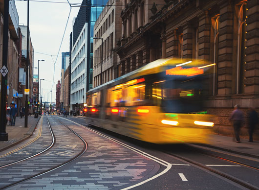 Top 5 things to do<br/> in Manchester