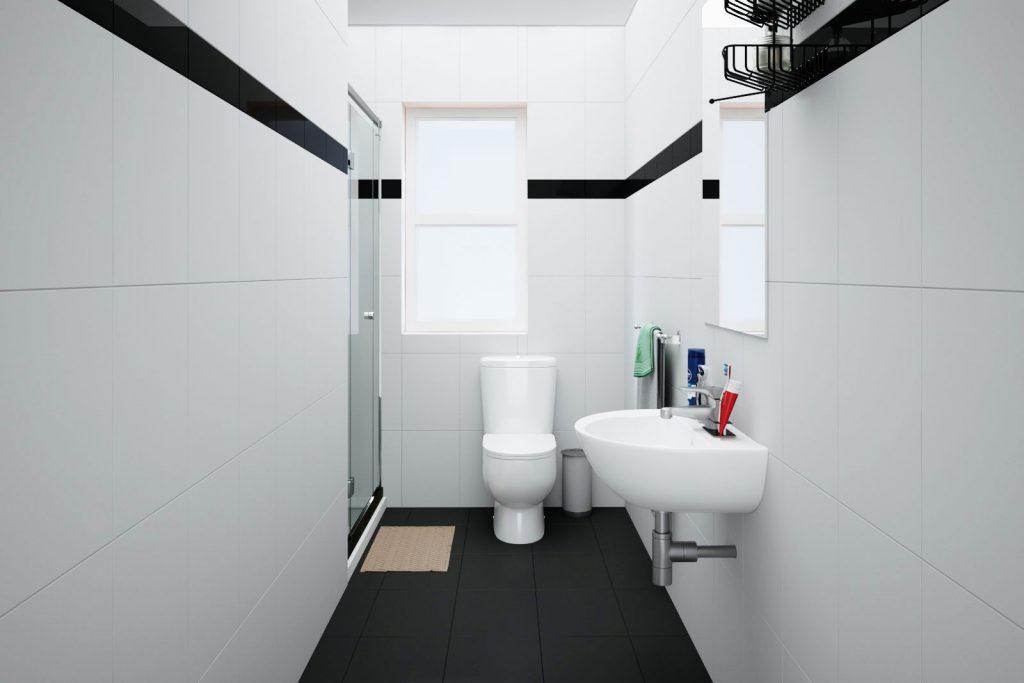 City Edge bathroom