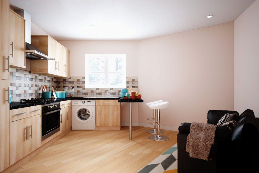 City Edge kitchen